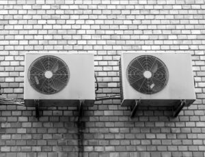 three condensers