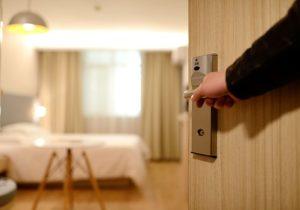 choosing a commercial door
